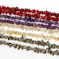 """3-5mm Amethyst/Citrine/Coral/Spot Select AA+ Stone Chip Beads 34"""" ,100% Natural Stone Guarantee!Beads For DIY Jewelry Making !"""