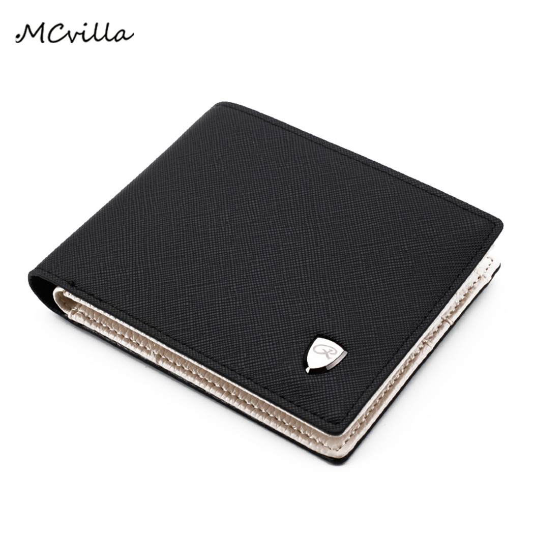 2018 New Men Wallets Fresh Fishon Designers Purse Men Coin Pocket Brand Striped Credit Card Holder Purse Mens Wallet