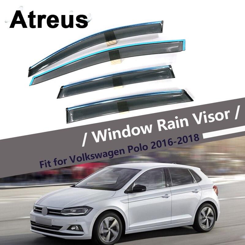 Atreus For Volkswagen VW Polo Hatchback 2011 2012 2013 2014 2015 2016 2017 2018 Car Window