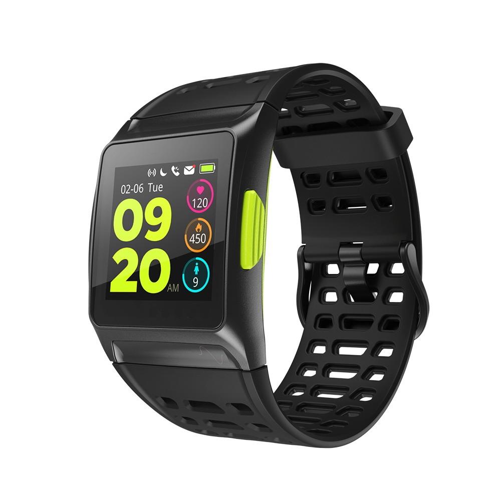 GPS Smart Watch Sport Bluetooth Watch Fitness Watch IP67 Waterproof Men Women Smart Wristband Heart Rate Tracker Smartwatch цены онлайн