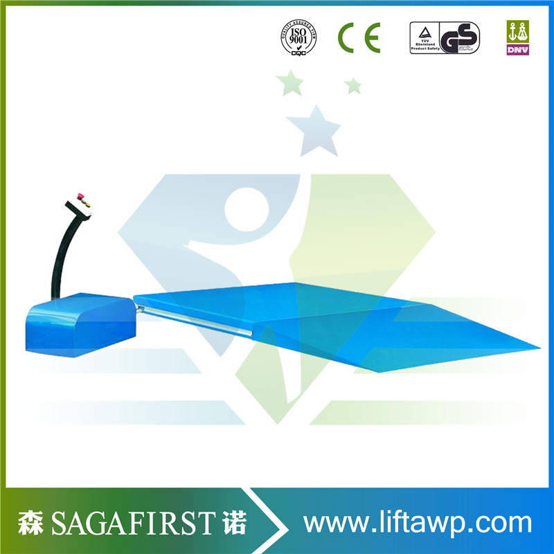 Stationary Scissor Lift Table Wiht High Quality