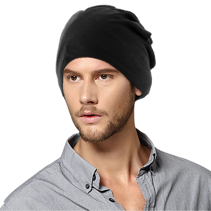 2017 Unisex Solid Plain Warm Skullies Beanies Knitted Touca Gorro Autumn Winter Caps Hip-hop Slouch Skullies For Men Women skullies
