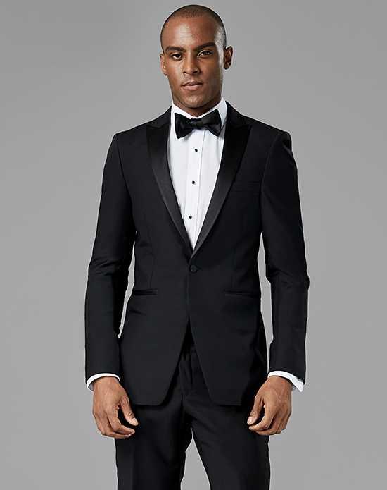 Costume personnalisé hommes laine costumes marié tuxedos pour mariage 2019 noir porter