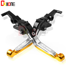 цена на Motorbike Accessories Adjustable Foldable Fold Extendable Brake Clutch Levers For KAWASAKI ZX12R ZX-12R 2000-2005