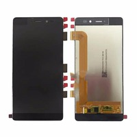 Touch Screen Phone Assembly For Wiko view max Mobile Phone Accessories Touch Panel Screen Assembly