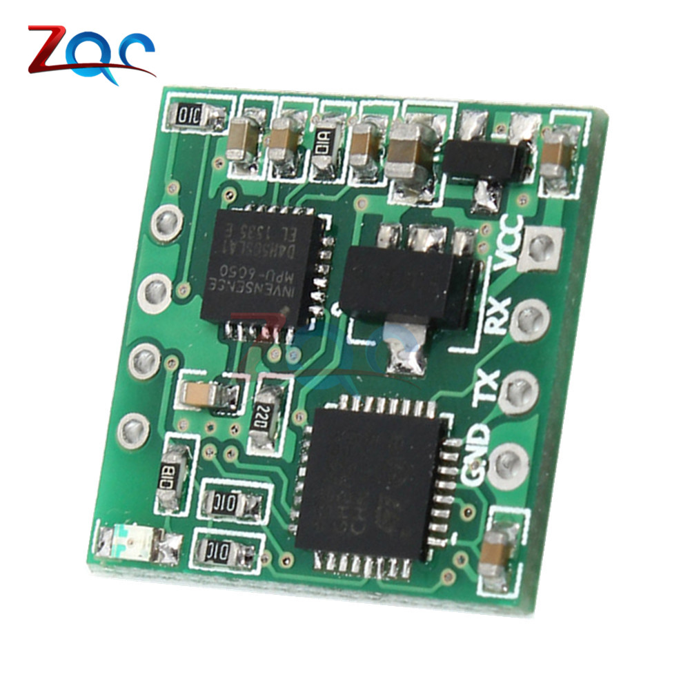 STM32 MPU-6050 MPU6050 Module 6 Axis Analog Gyro Sensor 6-axis Accelerometer Module DMP Engine Kalman Inclinometer imu 9 axis attitude sensor instead of 6050 9250 ahrs accelerometer gyro inertial 6 axis