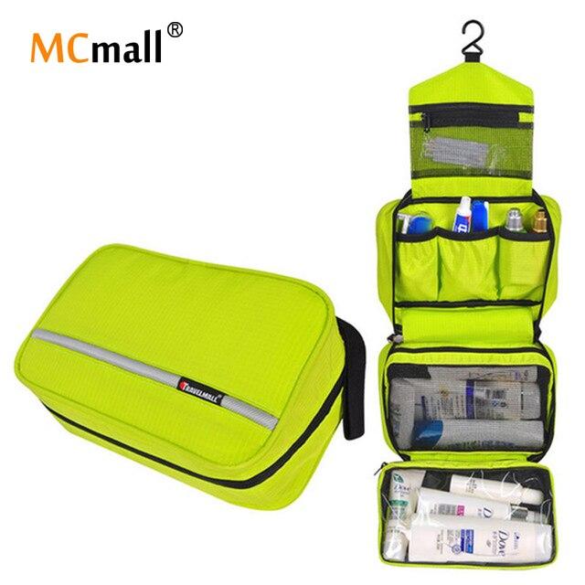 large capacity hook type waterproof travel toiletry kits admission package cosmetic bag handbags HZB-010