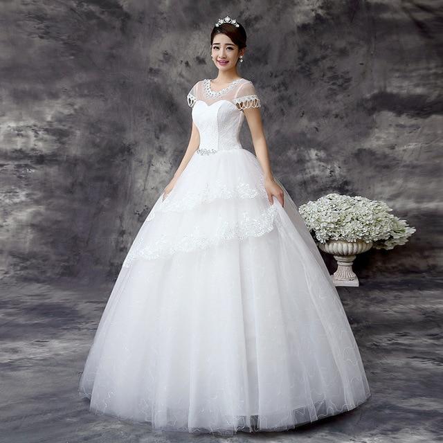 Wedding dresses tube style dresses