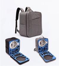 Путешествия транспортировки В виде ракушки сумка чехол для DJI VR очки + dji Мавик Pro/для DJI VR очки + DJI spark сумка чехол рюкзак