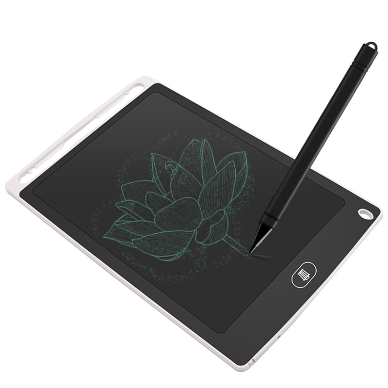 AIinol White 8.5LCD Writing Tablet Drawing Digital Tablet Graphic Tablet Portable Smart Electronic free shipping Kids toys gift