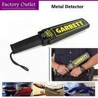 Metal Detector GARRETT Super Scanner Professional Portable Metal Detector knife Security Tool Search