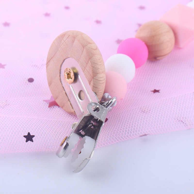 XCQGH Еда Класс силиконовые цепочка для детской соски резиновые анти-потерял соску цепи держатель для соски детские игрушки-Жвачки браслет для прорезывающихся зубов