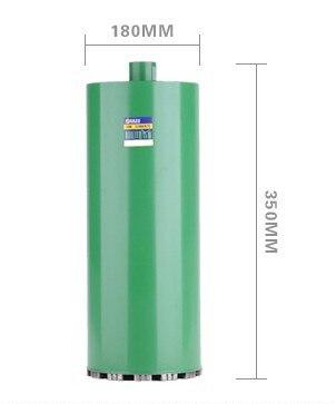 цена на Promotion sale of wet core bit 108*350*10mm diamond Drill bits core bit for drilling on marble/granite/concrete/wall