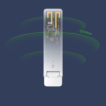 Original Xiaomi WiFi Mi Amplifier 2 Wireless Wi-Fi Repeater 2 Network Router Extender Antenna Wifi Repitidor Signal Extender 2