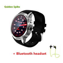 GOLDENSPIKE Watch X200 Android wristwatch Smartwatch With Camera Support 3G Wifi GPS ROM 8GB RAM 512MB for Business PK KW88 X5+