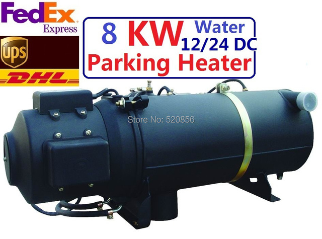 Free Shipping Not Webasto Heater Hot Sell In Europe 8KW 24V Water Heater Similar  Auto Liquid Parking Heater With  For Big Truck
