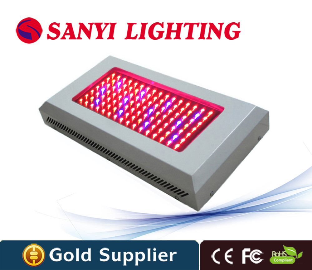 Indoor Greenhouse grow light led 120W led grow light Red Blue 8:1 AC100-240V grow light for plant growth flowering