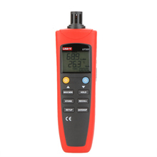 UNI-T UT331 Digital Thermo-Hygrometer Temperature Humidity Unit Selection USB Interface Humidity Moisture Meter Tester Backlight