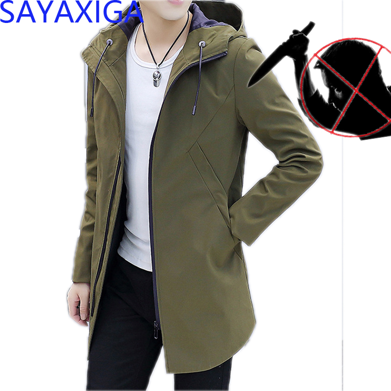 Back To Search Resultsmen's Clothing Jackets New Design Self Defense Cut Resistant Anti Stab Clothing Anti Sharp Police Casual Defense Jacket Coat Hooded Outwear Stealth Top