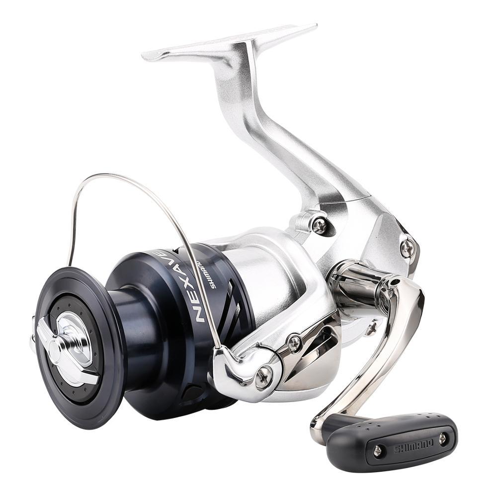 New 2018 Original SHIMANO NEXAVE 1000 2500HG C3000HG 4000HG C5000HG Front Drag 4BB Saltwater Carp Fishing