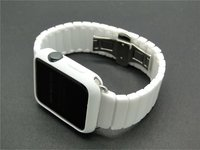 The Most Noble High Quality Ceramic Watchband Original Link Bracelet Strap Connector Adapter For Apple Watch
