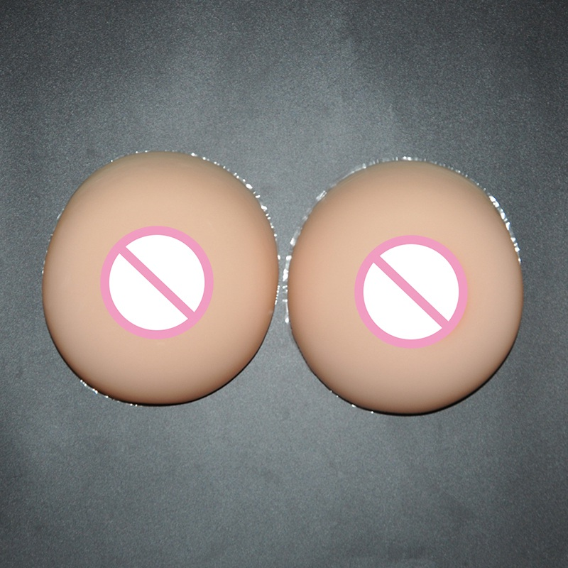 2400g/pair Silicone Breast Form Drag Queen Fake Breast Enhancers Shemale Crossdresser Transgender Prosthesis False Breast 6000g pair black big breast form crossdresser drag queen artificial boobs silicone breast prosthesis false breast
