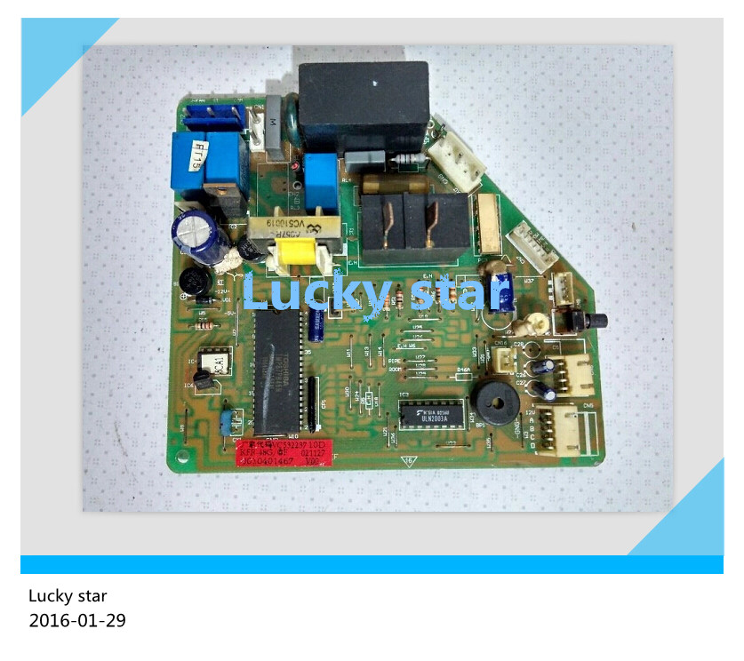 95% new for Haier Air conditioning computer board circuit board KFR-48G/F 0010401467 good working 95% new for air conditioning computer board circuit board kfr 35gwe f 535003 good working
