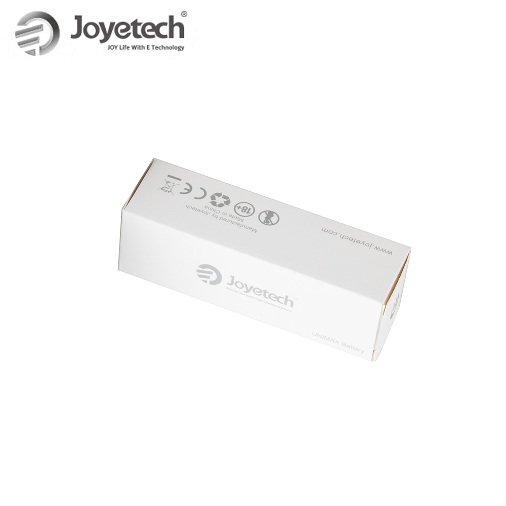 100% Original Joyetech Unimax 22 Unimax 25 Battery built in 2200/3000mah Battery electronic cigarette battery 510 thread