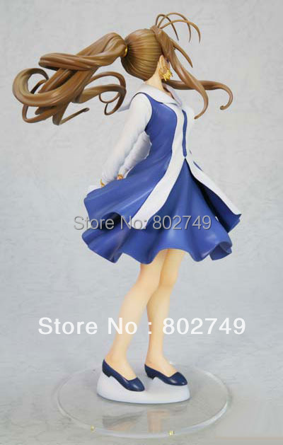 Ah! !My Goddness! Figure Beautiful Belldandy New In Box PVC Action Figures New In Box lol the yasuo project action figure yasuo figure new in box