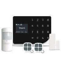 Приложение Remote Управление WI FI GSM сигнализация системы безопасности SF G7