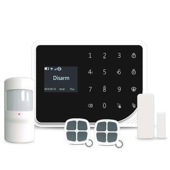 Pilot zdalnego sterowania APP WIFI GSM systemy alarmowe bezpieczeństwa SF-G7 tanie i dobre opinie other GG Winwa