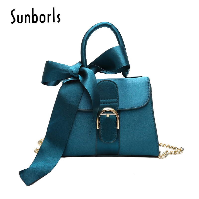 Sunborls women velour Tote Bag 2017 Luxury Women Shoulder bags Fashion Women Bag Brand  handbags ladies girls high quality 3V854 aosbos fashion portable insulated canvas lunch bag thermal food picnic lunch bags for women kids men cooler lunch box bag tote
