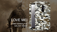 For Samsung Galaxy S9/S9 Plus case Love Mei Powerful Case Waterproof Shockproof Aluminum Cover + Tempered Glass For Galaxy S9+