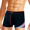 Men Sexy 100% Cotton Underwear Boxer Man Men's New Boxers Underpants L XL XXL XXXL NNK-0015