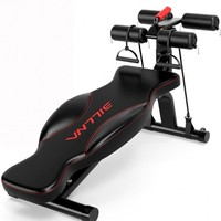 Fitness Machines for Benches Sit Up Abdominal Bench Board Abdominal Exerciser Equipments Gym Multi function Training Muscles