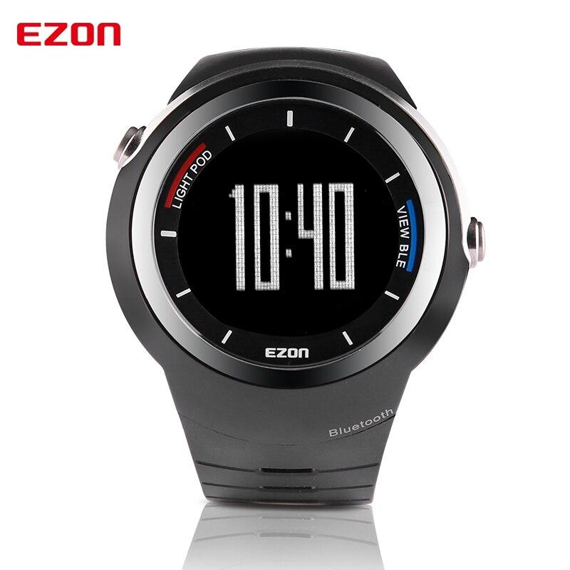 EZON S2 Bluetooth 4 0 Sports Smartwatch Call Reminder Pedometer Steps Counter Calories Men s Smart