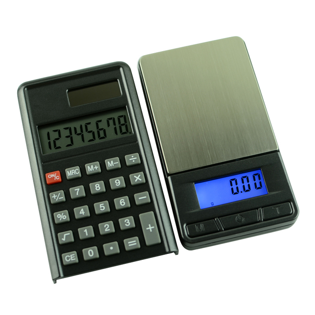 Portable Electronic Pocket Scales 100g x 001g Digital Jewelry Scale