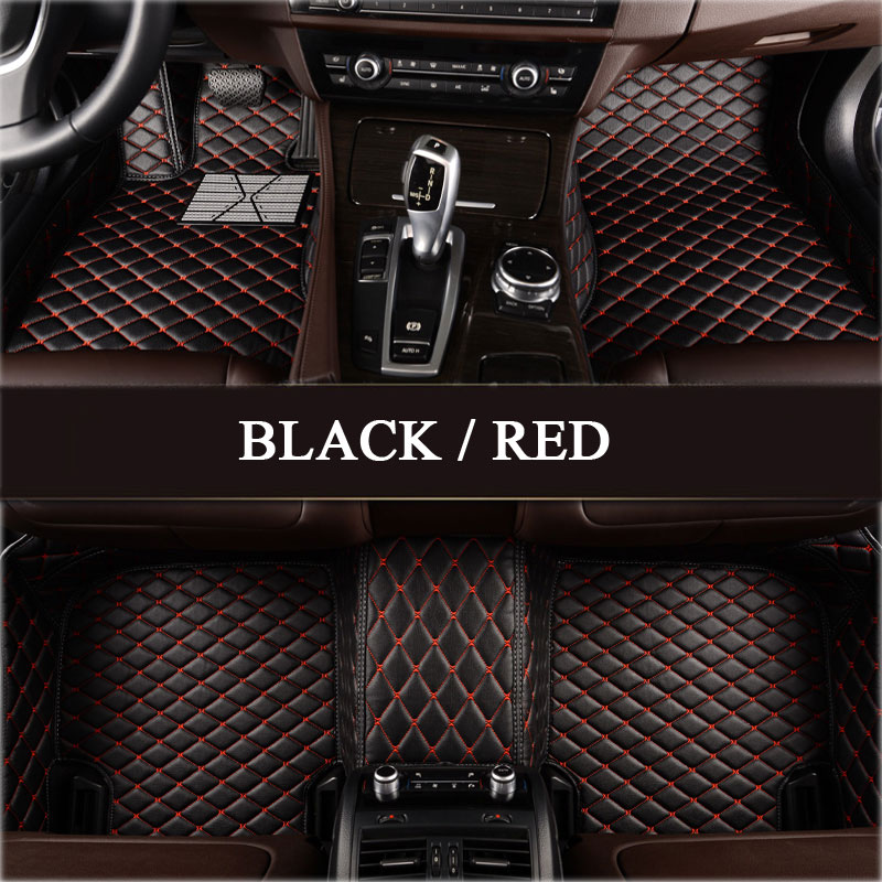 Custom fit Car floor mats for Audi a3 sportback A1 A3 A4 A6 A7 A8 A6L S3 5 6 7 8 AVANT Q3 Q5 Q7 TT PU-leathe car carpet mat скейтборды larsen скейтборд junior 1