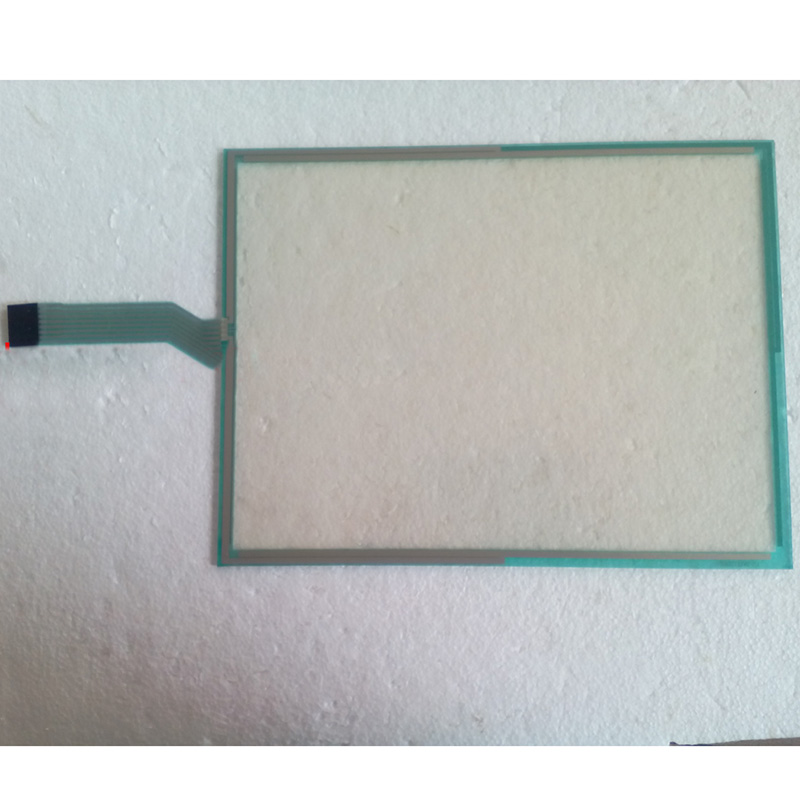 New For AB Allen Bradley PanelView Plus 1250 Touch Screen Glass 2711P-T12C4A1 2711p b12c4a8 new keypad for allen bradley 2711p b12 repair replace panelview plus and ce 1250 membrane switch fast shipping