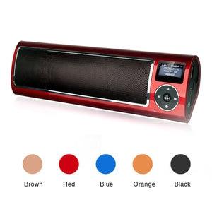 Image 4 - ポータブルステレオオーディオメモリ SD カードスピーカー屋外スピーカーラジオサイクリングハイファイサウンドバーカイシャ · デ · ソム低音スポーツスピーカー