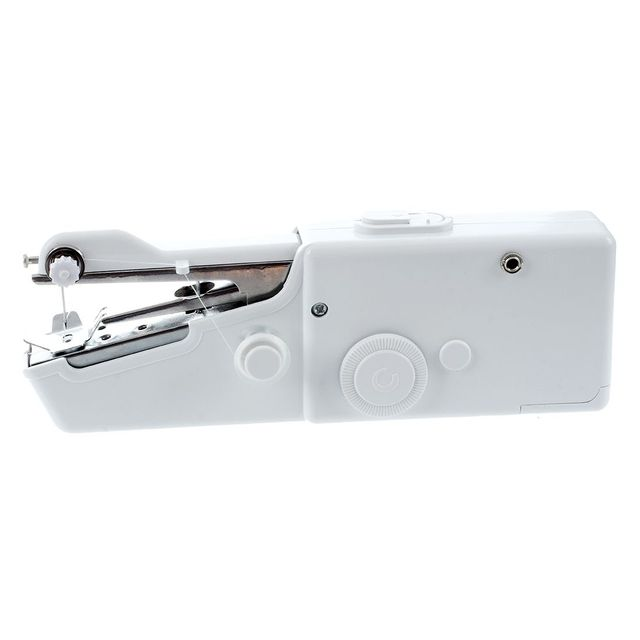 Hot Mini Home Travel Desk Portable Sew Quick Hand Held Needle New Quick Sewing Machine