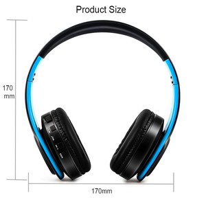 Image 5 - NEW Upgraded V5.0 Wireless Bluetooth Earphones Headset Stereo Headphones Earphone with Microphone/TF Card for Mobile Phone Music
