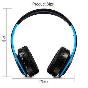 Image 5 - חדש משודרג V5.0 אלחוטי Bluetooth אוזניות אוזניות סטריאו אוזניות אוזניות עם מיקרופון/TF כרטיס נייד טלפון מוסיקה
