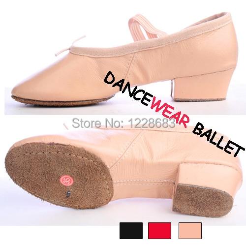 Women's Practice Dance Shoes PU Leather Jazz Dance Boots ... |Practice Ballet Shoes