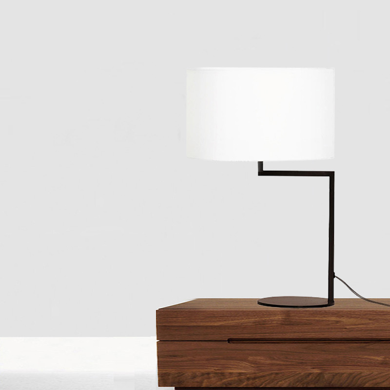 table lamps for office. Aliexpresscom Buy FUMAT Modern Table Lamps For Bedroom Bedside Desk Lamp Simple Office White Black Grey Cloth Fabric Light From Reliable