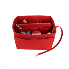 Large Beauty Make Up Nail Tech Cosmetic Box Jewellery Vanity Case Storage Bag цена