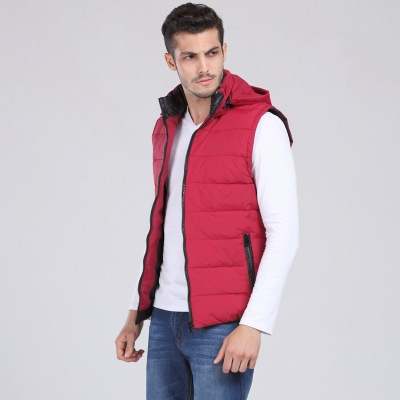100% QualitäT Männer Unten Weste Jacke Rote Dicke Winter Marke Große Mann Fettleibig Hohe Qualität Warme Plus Größe Xl-5xl 6xl 7xl 8xl9xl10xl11xl12xl13xl Kann Wiederholt Umgeformt Werden.