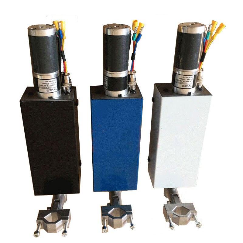 Toauto Портативный ЧПУ для резки Lifter 100 мм пламя плазмы держатель для газового резака z-ось подъемник DC24V белый/черный/синий