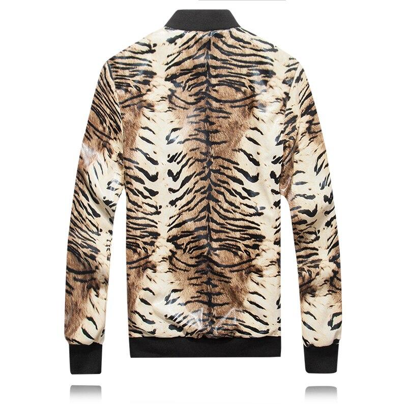 abrigos tigre abrigos piel de de de RY01nP8qq