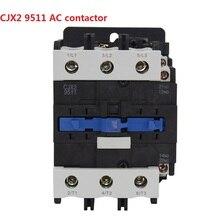 95A 3 P+ NO+ NC CJX2-9511 контактор переменного тока LC1-9511 220 V 380 V 110 V 36 V 24 V